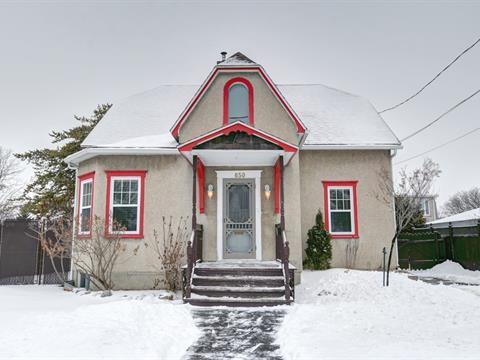 Maison à vendre à Saint-Hyacinthe, Montérégie, 650, Rue  Brunette Est, 18360135 - Centris.ca