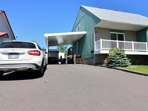 Condominium house for sale in Saguenay (Chicoutimi), Saguenay/Lac-Saint-Jean, 337, Rue  Malraux, 21100160 - Centris.ca