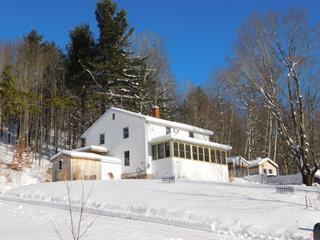 House for sale in Hatley - Canton, Estrie, 4625, Chemin de Capelton, 24058540 - Centris.ca