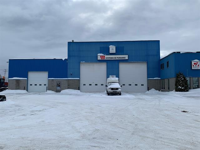 Local industriel à louer à Val-d'Or, Abitibi-Témiscamingue, 1141, Rue des Foreurs, 13208780 - Centris.ca