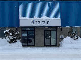Local industriel à louer à Val-d'Or, Abitibi-Témiscamingue, 1153, Rue des Foreurs, 19386910 - Centris.ca