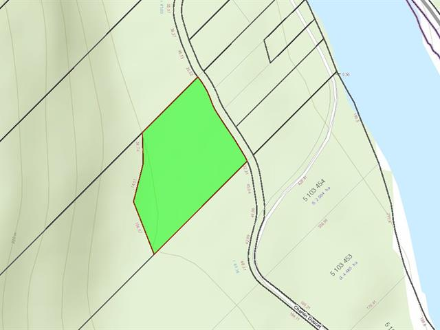 Land for sale in Trois-Rives, Mauricie, Chemin  Doucet, 10485727 - Centris.ca