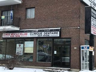Local commercial à louer à Montréal (Montréal-Nord), Montréal (Île), 12315, boulevard  Rolland, local 2, 24199605 - Centris.ca