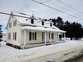 Fermette à vendre à Saint-Bonaventure, Centre-du-Québec, 1167Z, Rue  Principale, 27220376 - Centris.ca