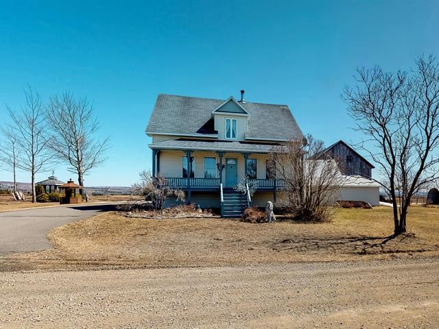 Maison à vendre à Sainte-Françoise (Bas-Saint-Laurent), Bas-Saint-Laurent, 253, 5e Rang Ouest, 22674012 - Centris.ca