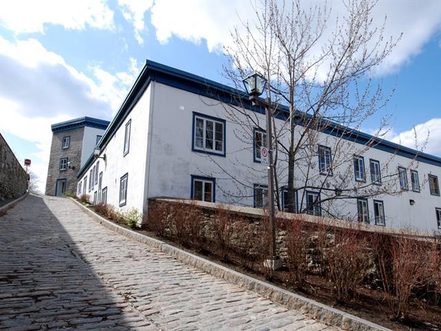 Condo for sale in Québec (La Cité-Limoilou), Capitale-Nationale, 160, Côte du Colonel-Dambourgès, apt. 118, 12495770 - Centris.ca