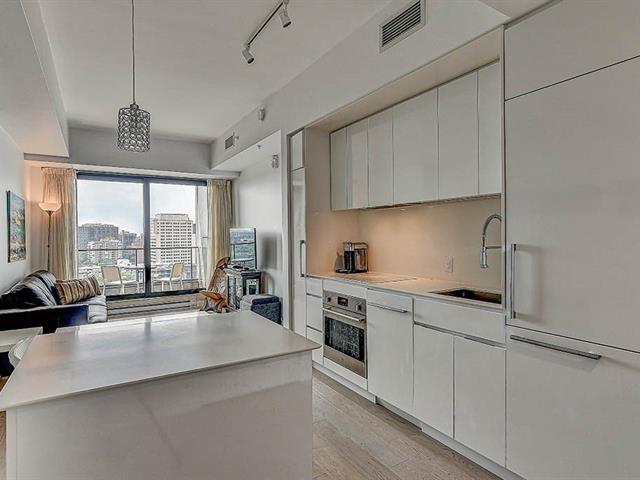 Condo / Apartment for rent in Montréal (Ville-Marie), Montréal (Island), 1288, Avenue des Canadiens-de-Montréal, apt. 1713, 13448511 - Centris.ca