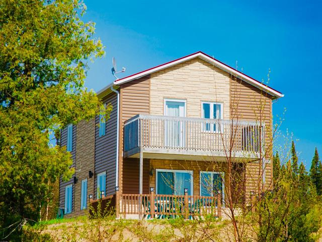 House for sale in Eeyou Istchee Baie-James, Nord-du-Québec, 63, Chemin du Lac-Opémisca, 17136068 - Centris.ca