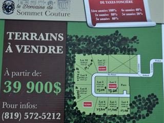 Terrain à vendre à Cleveland, Estrie, 5, Rue du Boisé, 18304660 - Centris.ca