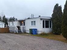 Maison mobile à vendre à Saguenay (La Baie), Saguenay/Lac-Saint-Jean, 5382, Chemin  Saint-Anicet, app. 17, 26071354 - Centris.ca