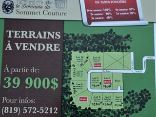 Lot for sale in Cleveland, Estrie, 8, Rue du Boisé, 28492812 - Centris.ca