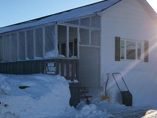 Mobile home for sale in Havre-Saint-Pierre, Côte-Nord, 1684, 2e Rue, 12145822 - Centris.ca