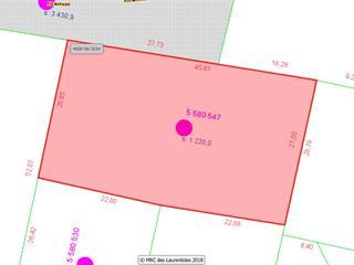 Terrain à vendre à Sainte-Agathe-des-Monts, Laurentides, Rue  Marinier, 11615715 - Centris.ca