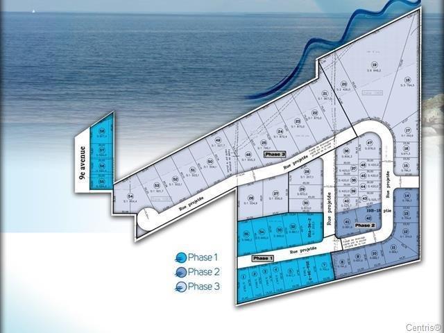 Terrain à vendre à Desbiens, Saguenay/Lac-Saint-Jean, Rue  Savard, 10579790 - Centris.ca