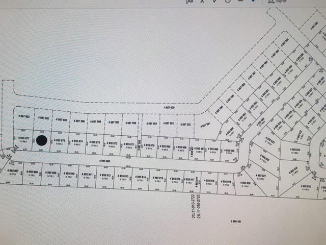 Terrain à vendre à Lévis (Les Chutes-de-la-Chaudière-Est), Chaudière-Appalaches, 19, Rue de l'Oiselet, 26097624 - Centris.ca