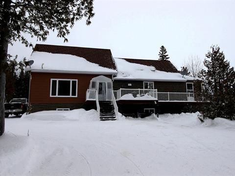 Maison à vendre à Senneterre - Paroisse, Abitibi-Témiscamingue, 116, Rue  Martin, 19131481 - Centris.ca