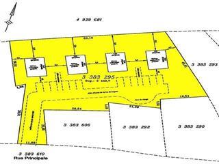 Terrain à vendre à Saint-Apollinaire, Chaudière-Appalaches, Rue  Principale, 14451805 - Centris.ca