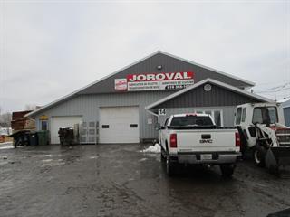 Bâtisse industrielle à vendre à Laurierville, Centre-du-Québec, 14, Rue  Gingras, 24529778 - Centris.ca
