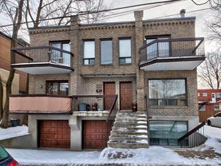 Quadruplex à vendre à Montréal (Ahuntsic-Cartierville), Montréal (Île), 12130 - 12136, Rue  Letellier, 19280103 - Centris.ca