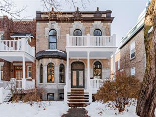 House for sale in Montréal (Outremont), Montréal (Island), 474, Avenue  Bloomfield, 25123601 - Centris.ca
