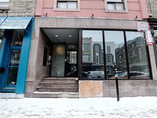 Local commercial à louer à Montréal (Le Plateau-Mont-Royal), Montréal (Île), 5149, boulevard  Saint-Laurent, local B, 25937170 - Centris.ca