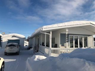 Mobile home for sale in Chibougamau, Nord-du-Québec, 1325, Rue  Saint-Pierre, 11822790 - Centris.ca