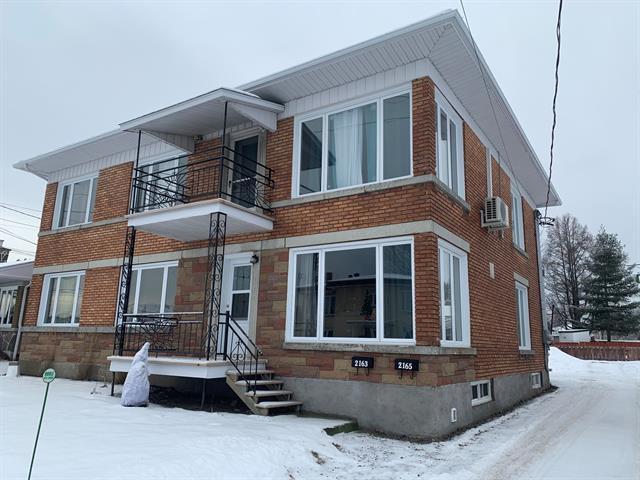 Duplex à vendre à Shawinigan, Mauricie, 2163 - 2165, Avenue de la Montagne, 16397872 - Centris.ca