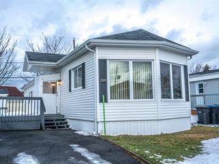 Mobile home for sale in Lévis (Desjardins), Chaudière-Appalaches, 4115, Rue des Trèfles, 22243872 - Centris.ca