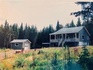 House for sale in Lac-Huron, Bas-Saint-Laurent, 16, Lac  Prime, 13401484 - Centris.ca