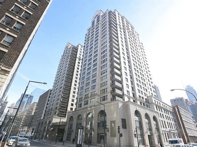 Condo / Apartment for rent in Montréal (Ville-Marie), Montréal (Island), 1210, boulevard  De Maisonneuve Ouest, apt. 3D, 23933954 - Centris.ca