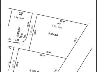 Land for sale in Montréal-Est, Montréal (Island), 42, Avenue  Broadway, 19909458 - Centris.ca