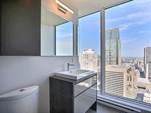 Condo / Apartment for rent in Montréal (Ville-Marie), Montréal (Island), 1188, Rue  Saint-Antoine Ouest, apt. 4311, 15761805 - Centris.ca