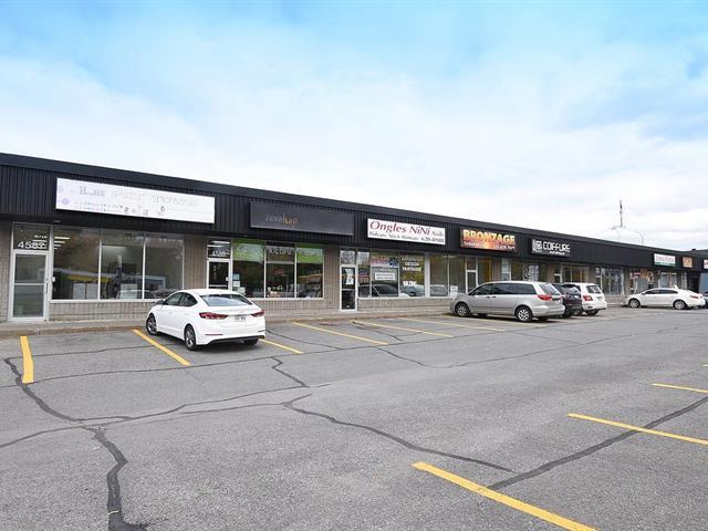 Commercial unit for rent in Montréal (Pierrefonds-Roxboro), Montréal (Island), 4575, boulevard  Saint-Charles, 26333000 - Centris.ca