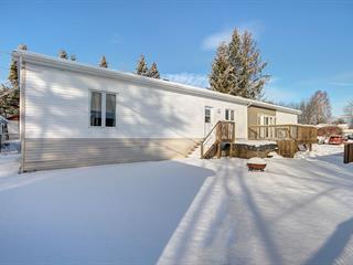 Mobile home for sale in Québec (La Haute-Saint-Charles), Capitale-Nationale, 550, Rue  Pacifique, 27483287 - Centris.ca