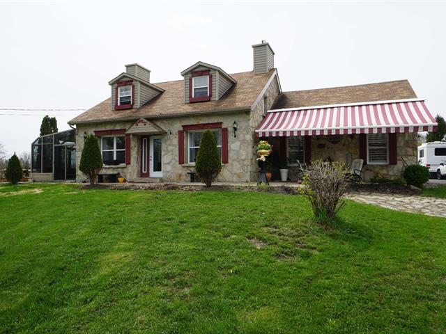 Hobby farm for sale in Carignan, Montérégie, 4480, Chemin  Sainte-Thérèse, 13827699 - Centris.ca