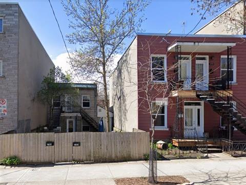 Duplex for sale in Montréal (Ville-Marie), Montréal (Island), 2360 - 2362, Rue  Wurtele, 21493586 - Centris.ca