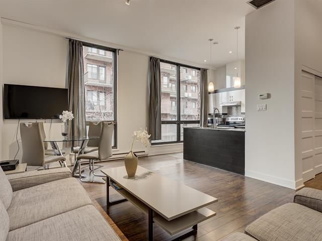 Condo / Apartment for rent in Montréal (Ville-Marie), Montréal (Island), 1500, Avenue des Pins Ouest, apt. 203, 21648792 - Centris.ca