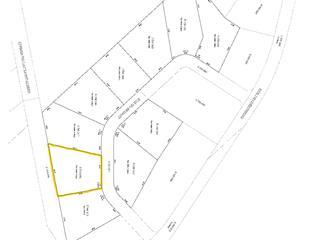 Lot for sale in Fossambault-sur-le-Lac, Capitale-Nationale, 612, Rue des Bruants, 25838782 - Centris.ca