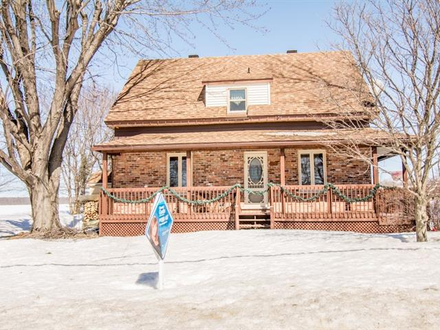 Fermette à vendre à Pierreville, Centre-du-Québec, 320, Rang du Chenal-Tardif, 19851520 - Centris.ca