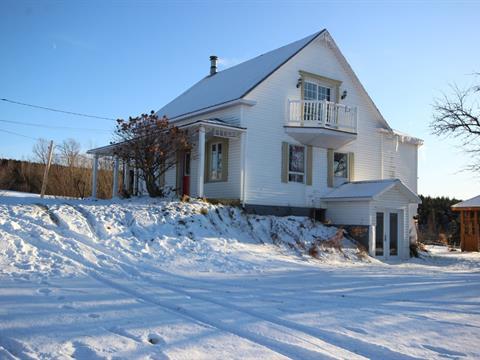 Hobby farm for sale in Sainte-Sophie-d'Halifax, Centre-du-Québec, 152A, Route  165, 11496926 - Centris.ca