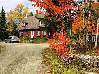 House for sale in Les Éboulements, Capitale-Nationale, 20, Chemin des Brumes, 10296494 - Centris.ca