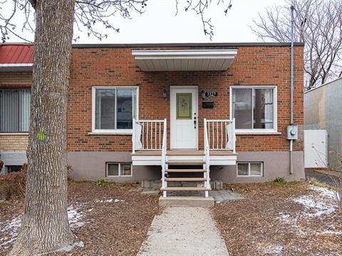 Maison à vendre à Mercier/Hochelaga-Maisonneuve (Montréal), Montréal (Île), 2327, Rue  Joffre, 27043807 - Centris.ca