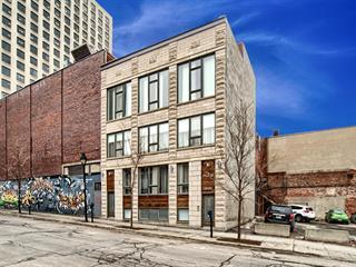 Condo / Appartement à louer à Montréal (Ville-Marie), Montréal (Île), 1281, Rue  Saint-Christophe, app. 100, 21516368 - Centris.ca