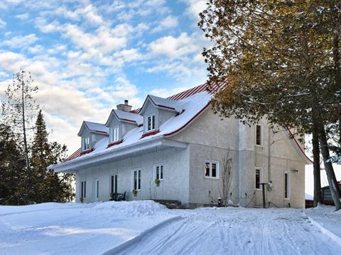 Hobby farm for sale in Saint-Alphonse-Rodriguez, Lanaudière, 220Z, Rue des Érables, 17239606 - Centris.ca
