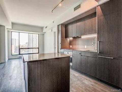Condo / Apartment for rent in Montréal (Ville-Marie), Montréal (Island), 1288, Avenue des Canadiens-de-Montréal, apt. 4403, 21281416 - Centris.ca