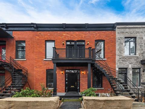 Condo à vendre à Le Plateau-Mont-Royal (Montréal), Montréal (Île), 4686, Rue  Marquette, 28363782 - Centris.ca