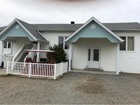 Triplex à vendre à Béarn, Abitibi-Témiscamingue, 9, Rue  Principale Sud, 10975126 - Centris.ca