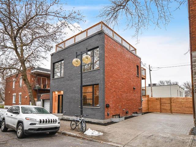 Maison à vendre à Montréal (Villeray/Saint-Michel/Parc-Extension), Montréal (Île), 8449, Rue  Saint-André, 14579262 - Centris.ca