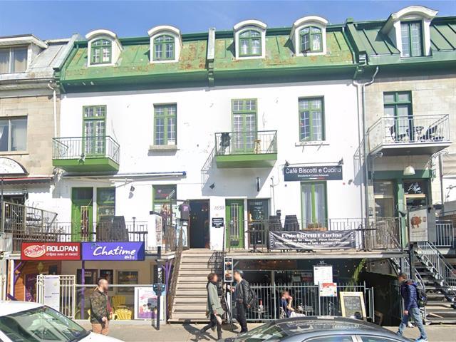 Bâtisse commerciale à vendre à Montréal (Ville-Marie), Montréal (Île), 1655 - 1665, Rue  Saint-Denis, 15650908 - Centris.ca