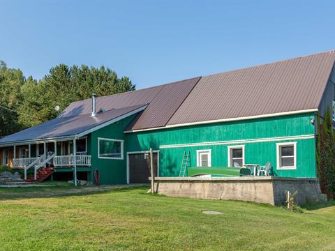 Maison à vendre à Saint-Zénon, Lanaudière, 555Z, Rang de l'Arnouche, 11012052 - Centris.ca